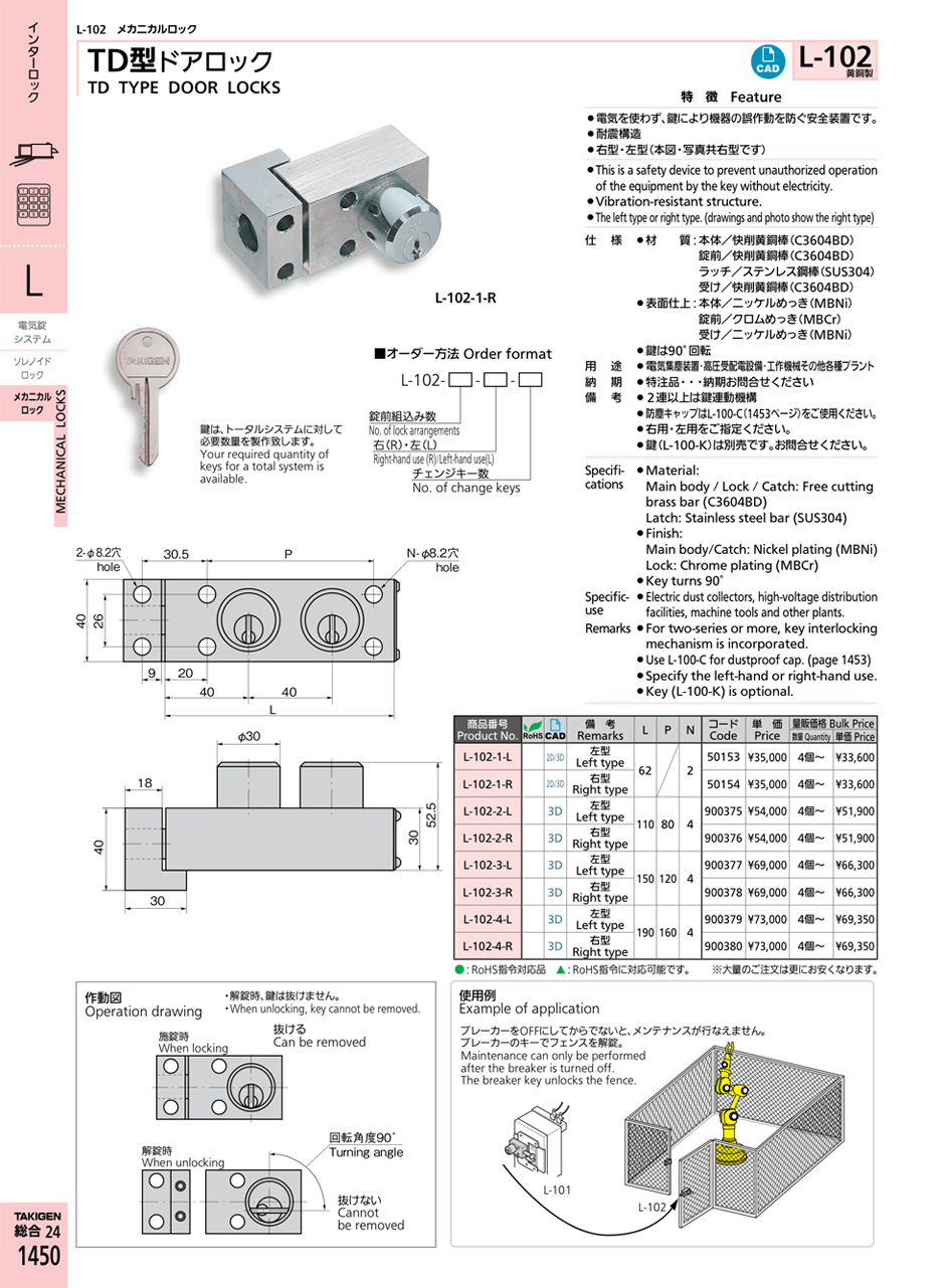 Type A Door Lock Diagram Trusted Schematics Power Wiring Td Locks Mechanical Lle Takigen