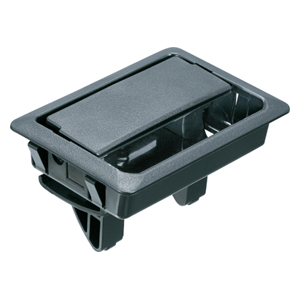 PLASTIC COVER LATCHES