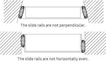 Points To Note In Selecting The Slide Rails | Technical information